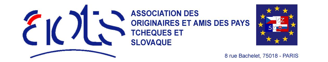 Association des Originaires et amis des pays Tchèques et Slovaque